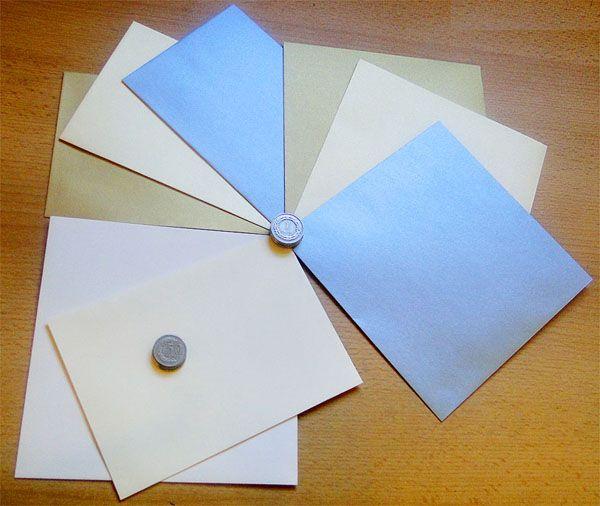 Koperty w rozmiarze C6 oraz kwadratowe